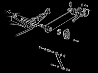 Rear Suspension - Swing Axle