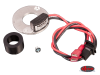 more details on Electronic ignition, 009 Distributor - Various aircooled