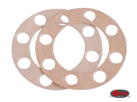 more details on Crankshaft to flywheel gaskets - 30 hp