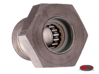 more details on Flywheel gland nut, 25/30 hp - Various aircooled