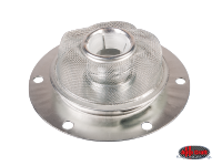 more details on Oil strainer, 18.5mm hole - Various aircooled