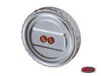 more details on Oil filler cap - Various aircooled