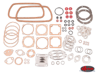 more details on Engine Gasket set, Elring - Upright/Type 1 engines
