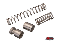 more details on Oil pressure relief valve and springs, heavy duty - Various aircooled