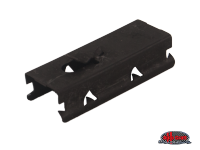 more details on Clip, cab door felt guide - Type 2, 68>79