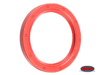more details on Flywheel oil seal, silicone - Various aircooled