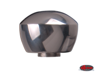 more details on Gearstick knob, polished stainless steel - Various aircooled