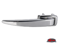 more details on Chrome, ice Pick door handle, non locking - Type 1, >55 & Type 2, >60