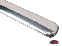 more details on Running board trim, stainless steel - Type 1, 52>66