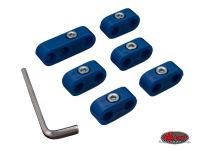 more details on HT lead spacers, blue