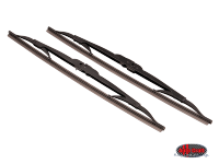 more details on Wiper blades, black, sprung - Typ 1, 1303 only