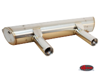 more details on Vintage speed, stainless steel superflow exhaust - Type 1, 50>77