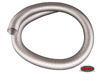 more details on Pre-heater to air filter hose, aluminium - Type 2, 61>67
