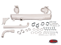 more details on Complete exhaust kit - Type 2, 63>71