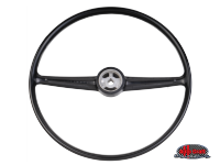 more details on Steering wheel, black - Type 2, 52>67