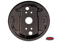 more details on Brake backing plate, front, left - Type 2, 64>67