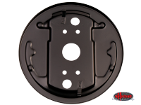 more details on Brake backing plate, front, right - Type 2, 64>67