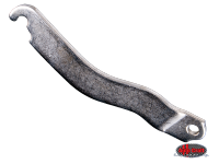 more details on Handbrake lever arm, right - Type 2, 55>71