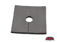 more details on Pedal seal, inner, foam - Type 2, 59>79