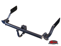 more details on Tow bar with detachable swan neck tow ball - Type 2, 58>67