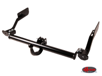 more details on Tow bar with fixed swan neck tow ball - Type 2, 58>67