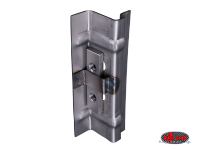 more details on B-post cargo door hinge bracket, lower - Type 2, >67