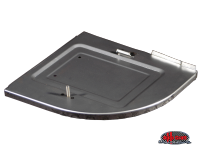 more details on Battery tray, left - Type 2, 55>67