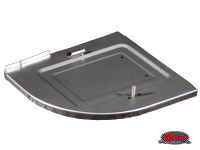 more details on Battery tray, right, 12v - Type 2, 55>67