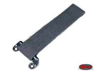 more details on Cargo door check strap, black - Type 2, 55>60