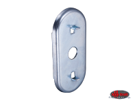 more details on Mounting plate, sliding door front buffer - Type 2, 68>84