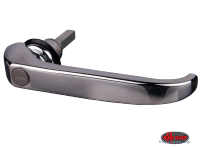 more details on External handle, chrome, sliding door - Type 2, 68>73