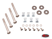 more details on Rear valance fitting kit, 4 hole - Type 2, 68>71