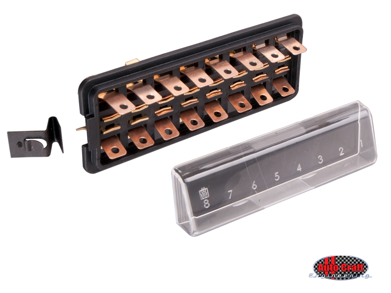 fuse box, cover, and clip - type 2, 60>67