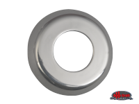 more details on Escutcheon, cargo door, stainless - Type 2, 55>67