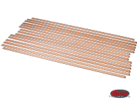 more details on Wood slat kit, single cab - Type 2, 52>67