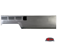 more details on Single cab long side panel, right (RHD) - Type 2, 67 only