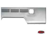 more details on Rear side panel, double cab, right - Type 2, 67 only