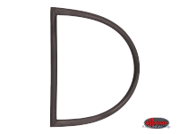 more details on Fixed side window seal, double cab - Type 2, 68>74