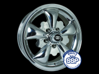 more details on Alloy wheel, GT 5 spoke, polished - Various aircooled