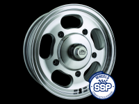 more details on Alloy wheel, Slot mag, machine cut - Various aircooled
