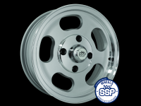 more details on Alloy wheel, Slotmag, Machine cut - Various aircooled