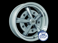 more details on Alloy wheel, Raider, silver & polished - Various aircooled