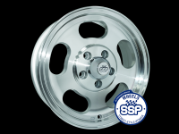 more details on Alloy wheel, Slot mag, machine cut, TUV approved - Various aircooled