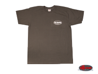 more details on Air supply T-shirt, Grey, Large