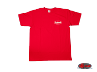 more details on Air supply T-shirt, Red, Large