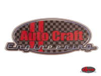 more details on External Auto Craft Engineering sticker