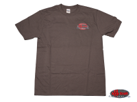 more details on Auto Craft Anniversary T-shirt, Grey, Medium
