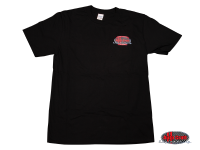more details on Auto Craft Anniversary T-shirt, Black, Medium