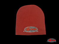 more details on Auto Craft Engineering, Beanie Hat - Red